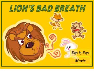 Lion's Bad Breath口臭的狮子