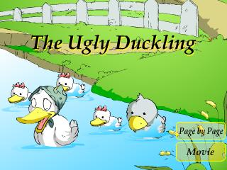 The Ugly Duckling丑小鸭